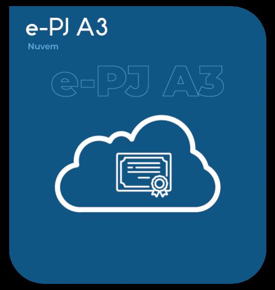 Certificado Digital Pessoa Jurídica em Nuvem (BirdID PJ A3) 1 ano